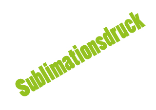 sublimationsdruck