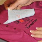 Transferdruck Apotheke Vanselow