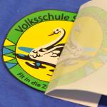 transferdruck Volksschule Schwanfeld
